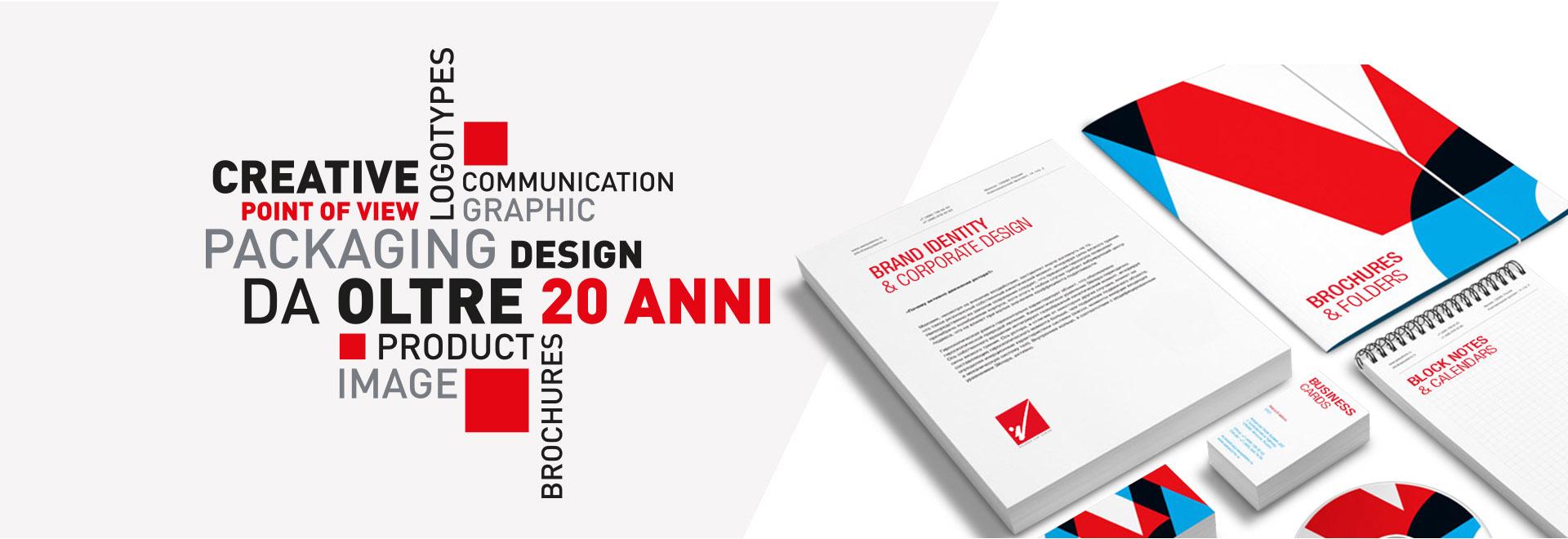 Agenzia di comunicazione e grafica pubblicitaria a Busto Arsizio